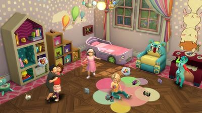 After 2 years, The Sims 4 finally has Toddlers