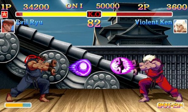 Ultra Street Fighter 2 is Coming to Nintendo Switch