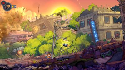 [Watch] 2-D Action-Puzzle-Platformer Rise & Shine officially releases alongside launch trailer