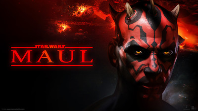 Concept art for cancelled Darth Maul Star Wars game surfaces online