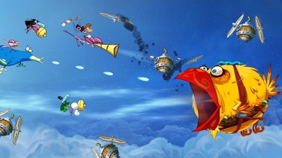 Games for Gold on Xbox One and 360 include Rayman Origins, Killer Instinct Season 2