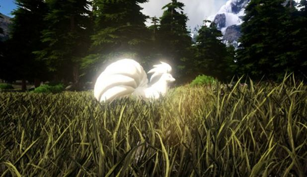 Ark: Survival Evolved - Mod replaces dinosaurs with pokemon