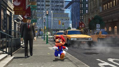 """Super Mario Odyssey producer says game is """"considerably finished"""""""
