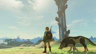 There May Be Another Switch Zelda Game After Breath of the Wild