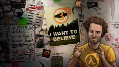 Valve's Gabe Newell confirms new games in Half-Life and Portal universe
