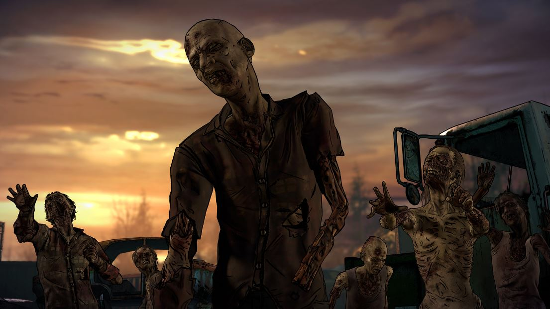 Review-in-Progress: The Walking Dead: The Telltale Series - A New Frontier is off to a great start
