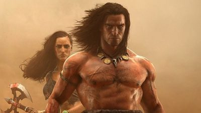 Conan Exiles New Trailer Showing Player As Dominator, Giant Avatar of Yog