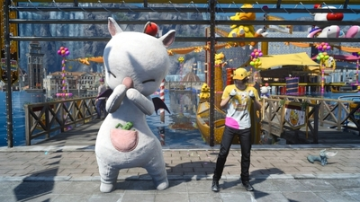[Watch] Final Fantasy XV is getting a chocobo carnival and it looks awesome
