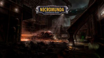 New Warhammer Tactical RPG, Necromunda: Underhive Wars has been announced