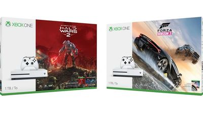 New Halo Wars 2 And Forza Horizon 3 Xbox One S Bundles Detailed