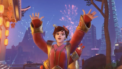 [Watch] New Overwatch Skins, Map, And Mode for Year of the Dragon Video