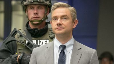Martin Freeman Joins Cast of Black Panther