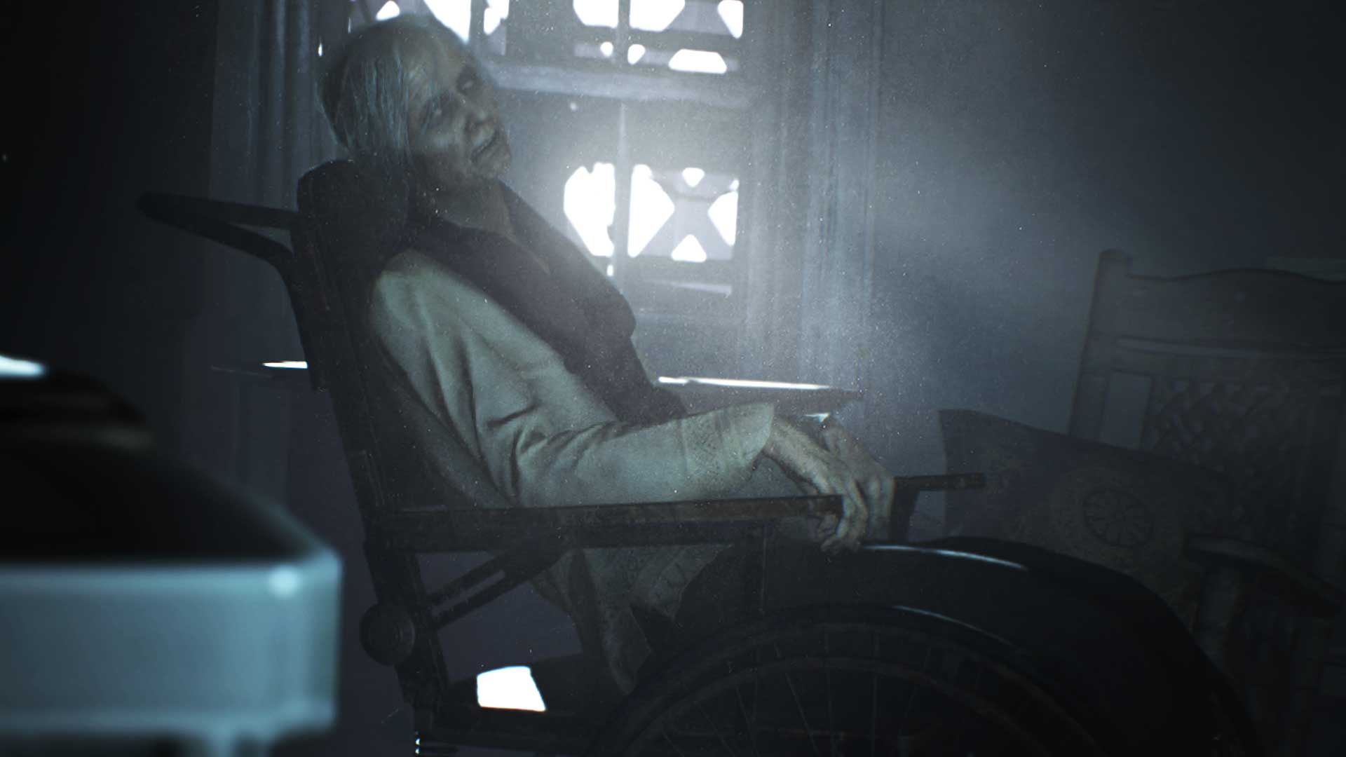 Spoilers: Resident Evil 7's upcoming Not A Hero DLC will star an iconic character