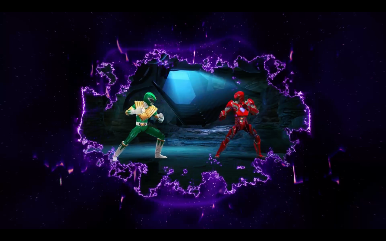 New Power Rangers Game Coming, Coinciding With The Big-Screen Reboot
