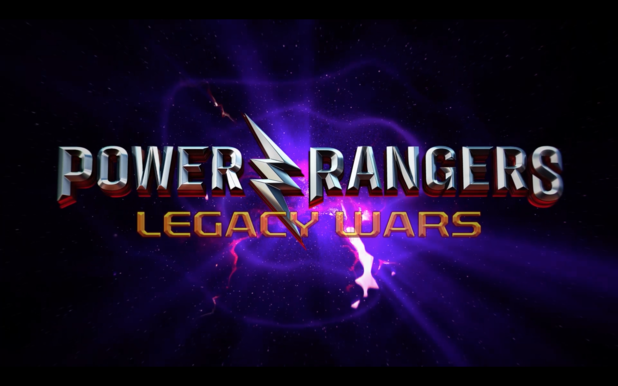 Power Rangers Legacy Wars game inbound