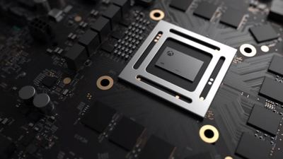 """Despite feature being removed from site, Project Scorpio will feature """"high-fidelity VR"""""""