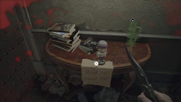 Resident Evil 7 Guide: All 20 Mr. Everywhere bobblehead locations; Mr. Nowhere achievement guide