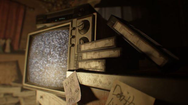 Resident Evil 7 Guide: All VHS tape locations with puzzle solutions