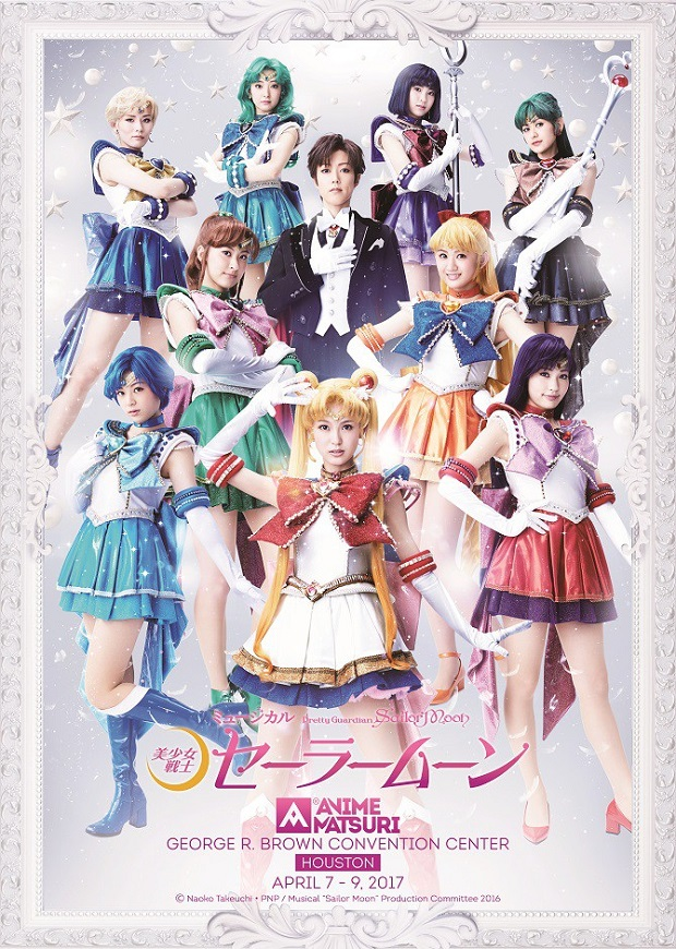 Sailor Moon: The Musical on its way to the US