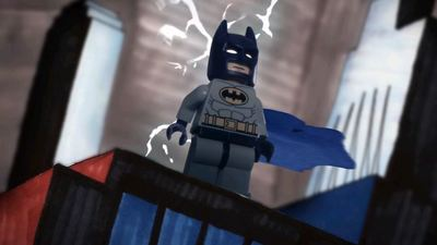 [Watch] The 'Batman: The Animated Series' intro gets recreated with LEGOs