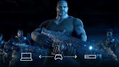Gears of War Versus Multiplayer gets cross-play between Xbox One and PC