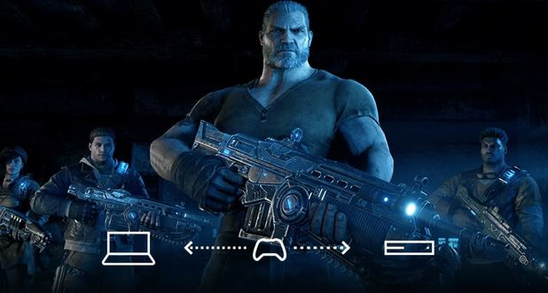 Gears Of War 4's Social Quickplay Playlist Is Going Cross-Platform