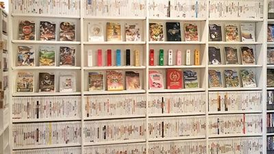 Someone has actually managed to collect every single North American Wii game in existence