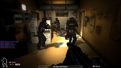 Classic Tactical Shooter, SWAT 4: Gold Edition re-released DRM-free exclusively on GOG.com