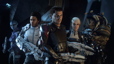 Mass Effect: Andromeda Will Not Have Dedicated Servers for Multiplayer