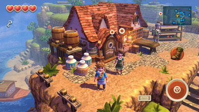 Oceanhorn, The Zelda-like RPG, Confirmed For Nintendo Switch