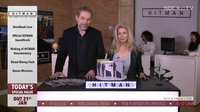 [Watch] Hitman The Complete First Season if it was Sold on QVC