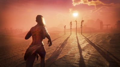 [NSFW] Conan Exiles does not skimp on customizing your character's 'endowment' factor