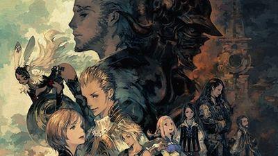 Final Fantasy VII Remake gets awesome new art; Final Fantasy XII PS4 Remaster gets release date
