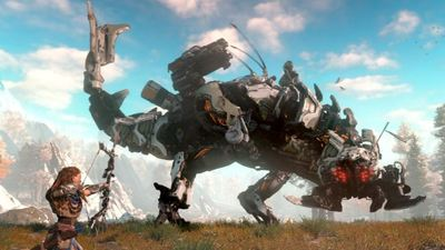 PS4 Exclusive Horizon: Zero Dawn goes gold; Collector's Edition gets unboxed
