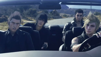 Final Fantasy XV Director Talks VR and Potential PC Port