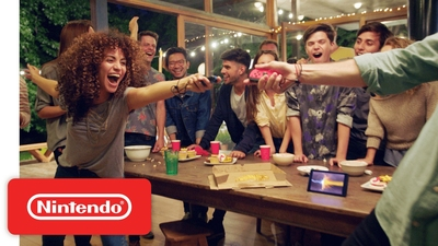 [Watch] We Don't Know Who's Picking Nintendo Switch Ad Music, But We Love It