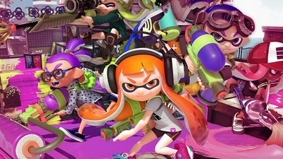 Smartphone app required for Splatoon 2 online voice chat and matchmaking