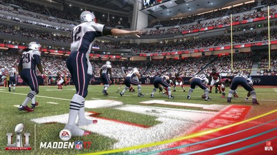 Madden NFL 17 predicts that Super Bowl LI will be a game to remember with an outcome almost no one wants