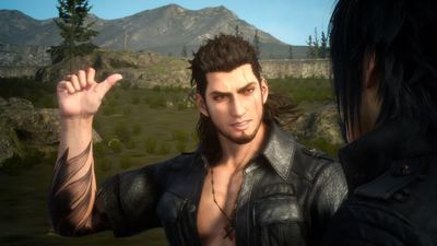 Final Fantasy XV will be releasing Episode: Gladiolus in March, free-drive Regalia mechanics also in the works