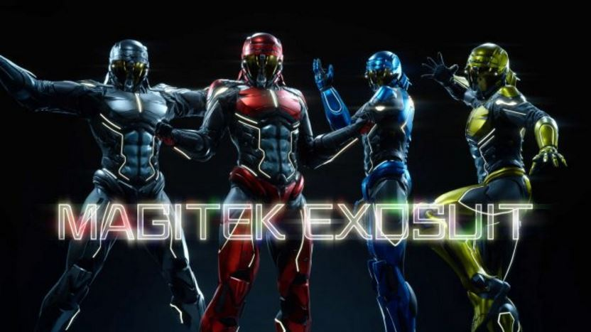 Final Fantasy XV's Power Rangers Suits Have to Be Redesigned, Are Delayed