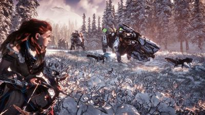 [Watch] Horizon: Zero Dawn devs go behind-the-scenes to talk transition, investment, and making an all-new 'PlayStation Icon'