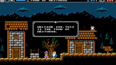 NES-inspired Alwa's Awakening is officially out on Steam