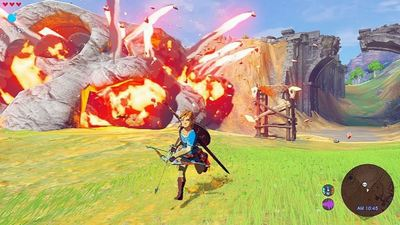 The Legend of Zelda: Breath of the Wild development reported to be finished