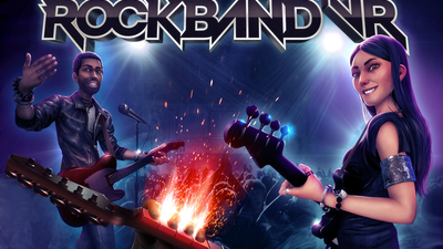 Rock Band VR comes to Oculus Rift this March; probably won't release on PSVR