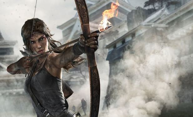 First Tomb Raider movie pics show the new Lara Croft