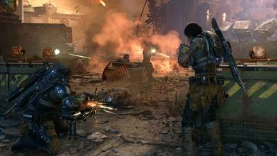 [Watch] Gears of War 4 February Update Adds Torque Bow Tag Mode and New Maps