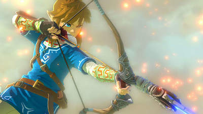 Miyamoto reveals Link's full name; he won't speak in The Legend of Zelda: Breath of the Wild