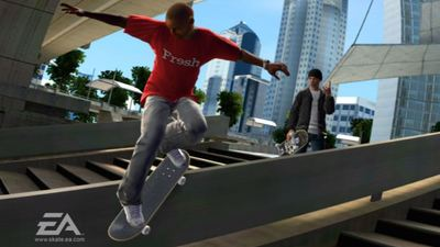 Skate 3 now available on Xbox One for EA Access subscribers