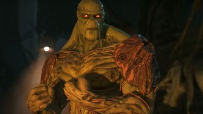 [Watch] Swamp Thing confirmed for Injustice 2