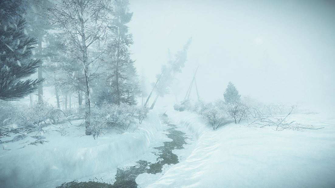 Preview: Kôna looks to evolve the first-person adventure genre by adding just the right mix of survival elements